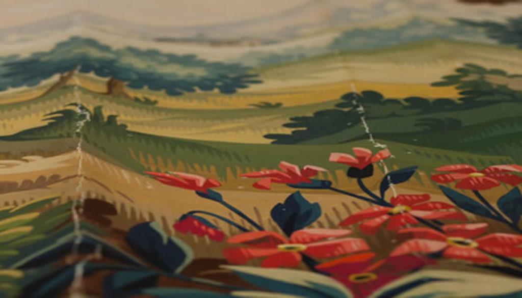 Esposizione di Cartons de Tapisserie d'AubussonCartons de Tapisserie d'Aubusson